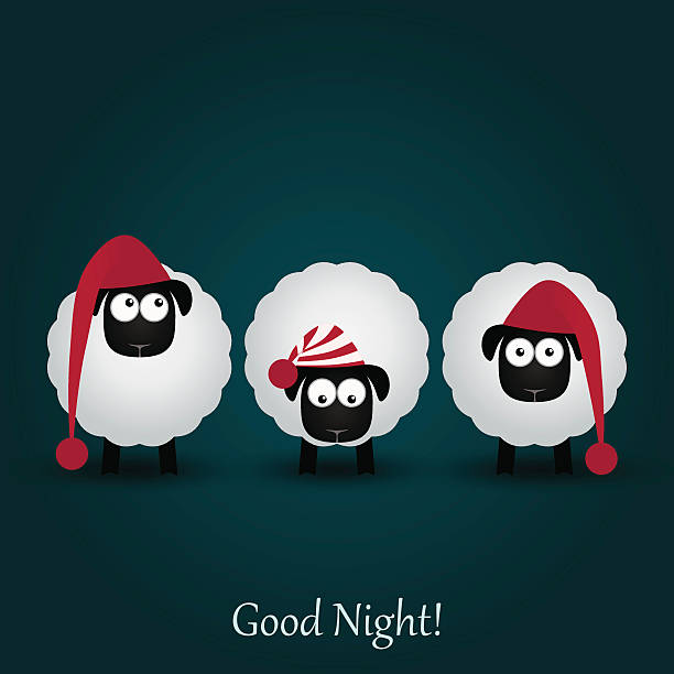 Sheep Clip Art, Vector Images & Illustrations - iStock