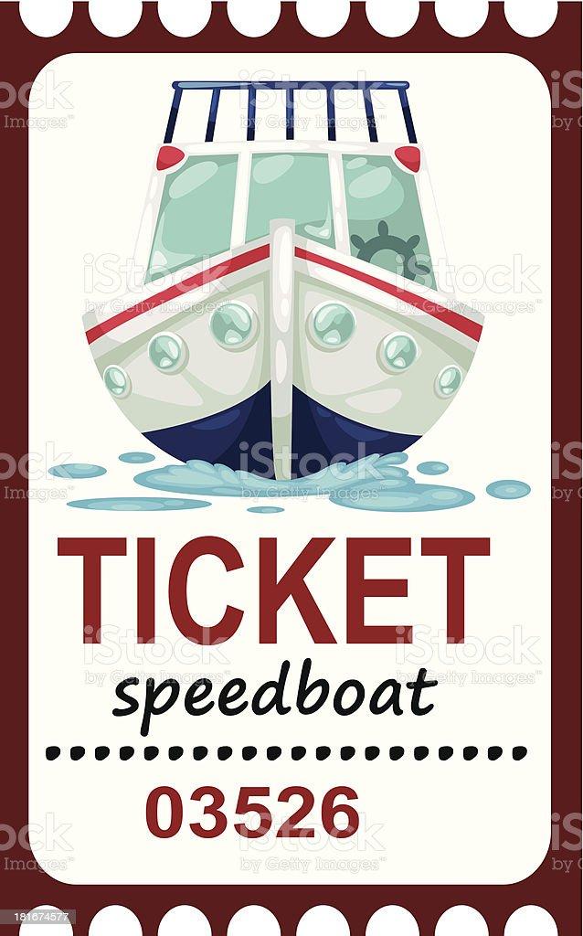 ticket travel royalty-free stock vector art