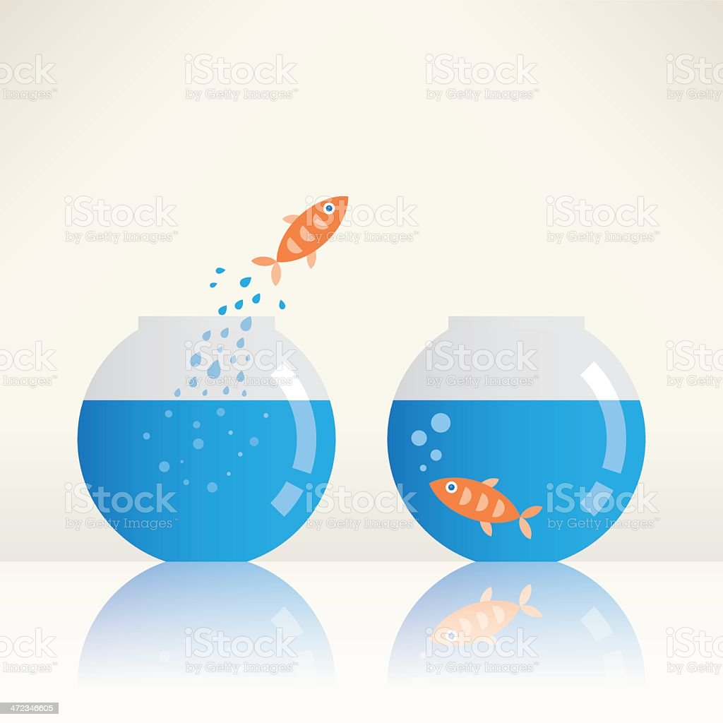 To Freedom! royalty-free stock vector art