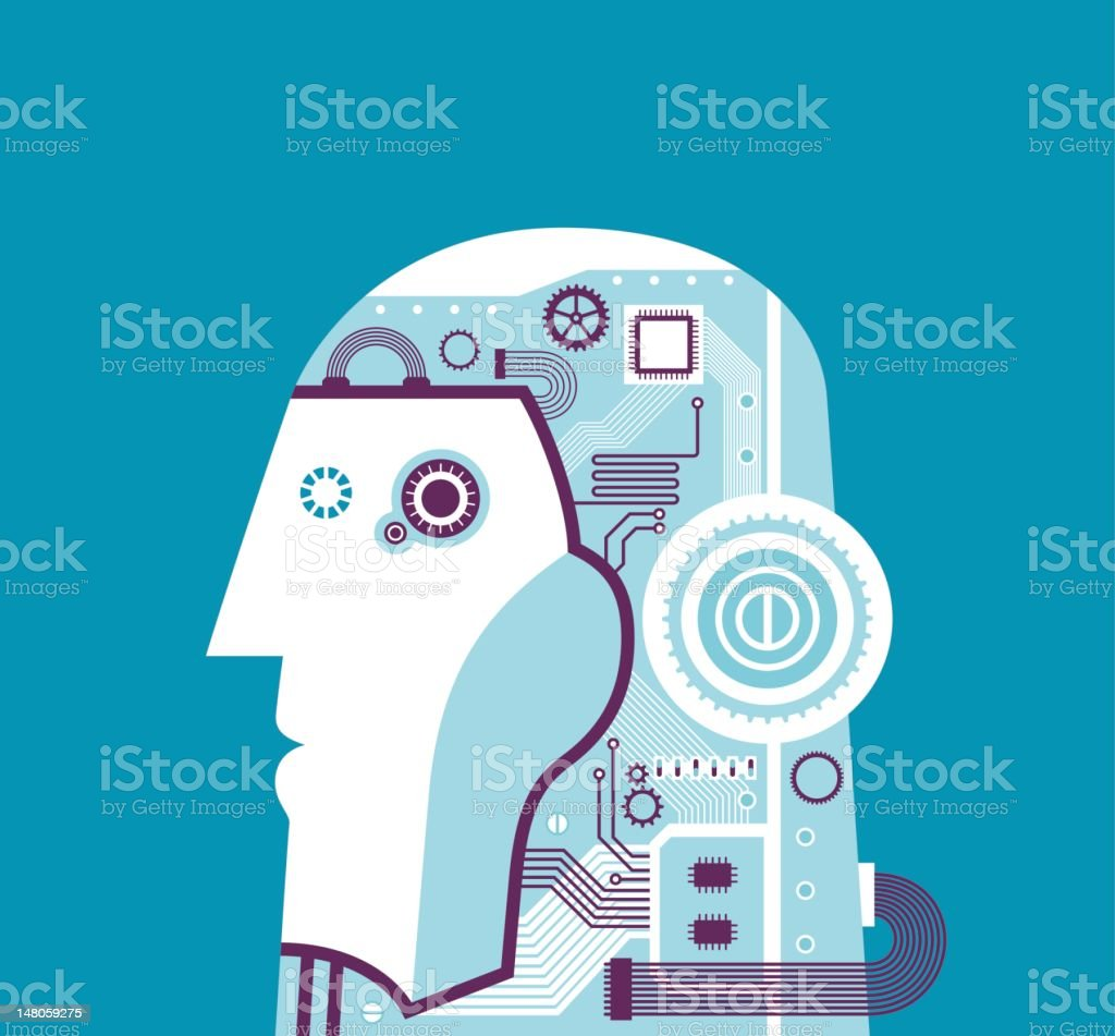 AI stock photo