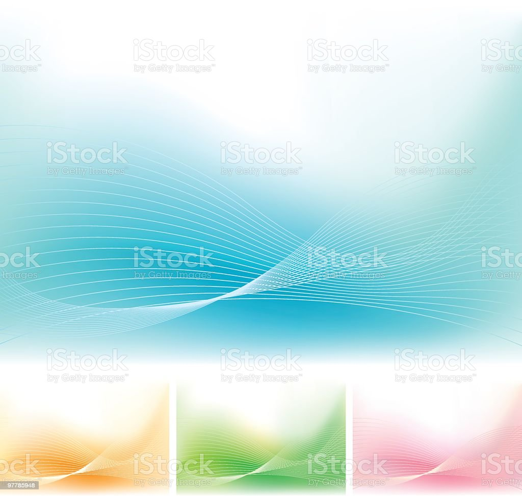 Tola Abstract royalty-free stock vector art