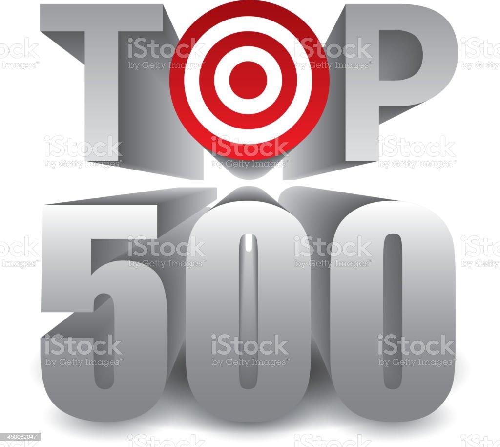 Top 500 royalty-free stock vector art