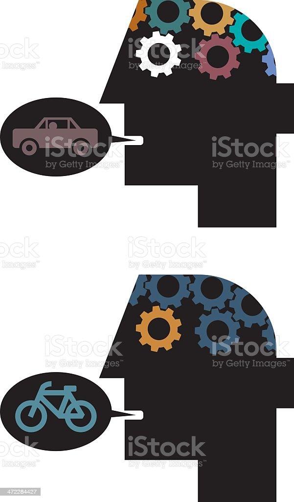 Top Gear royalty-free stock vector art