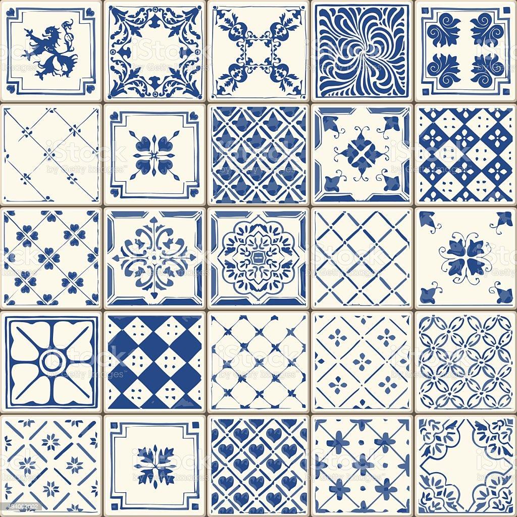 Traditional Ceramic 02 Vintage 2D vector art illustration