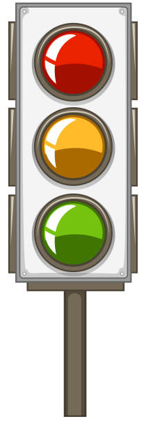 Traffic Light Clipart Clip Art, Vector Images & Illustrations - iStock