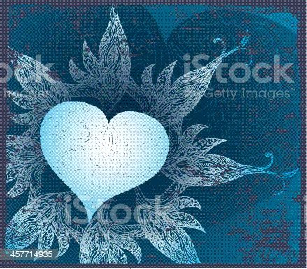 tranquil love royalty-free stock vector art