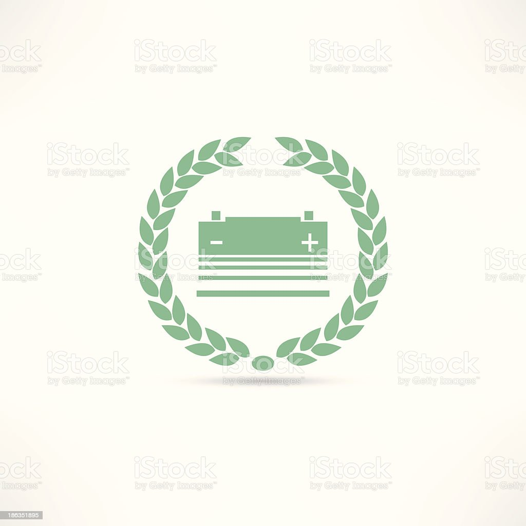 transport icon royalty-free stock vector art