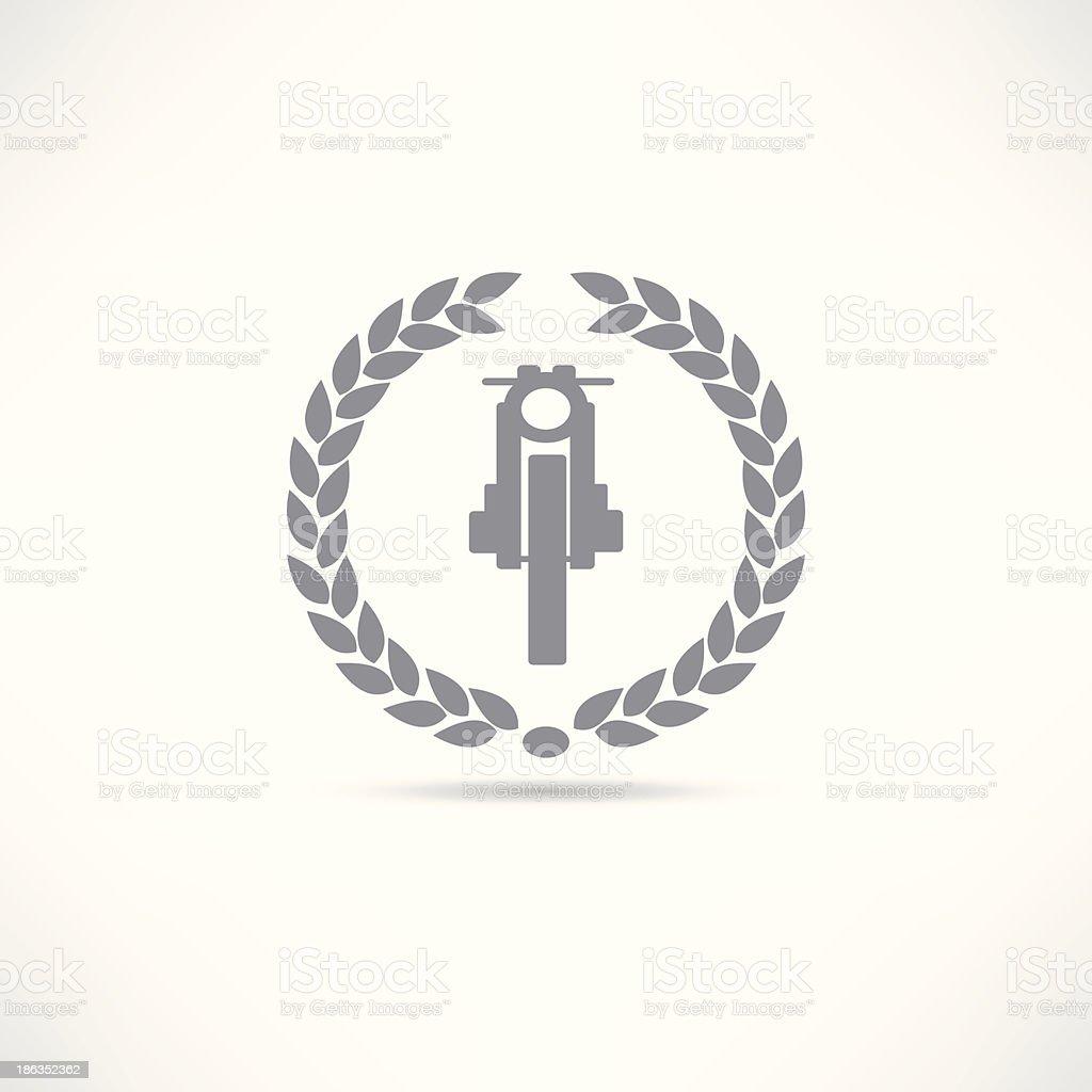 transport icon royalty-free stock vector art