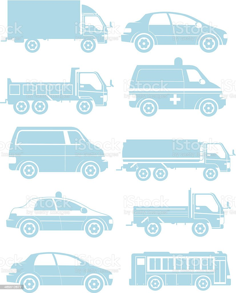transport Vector vector art illustration