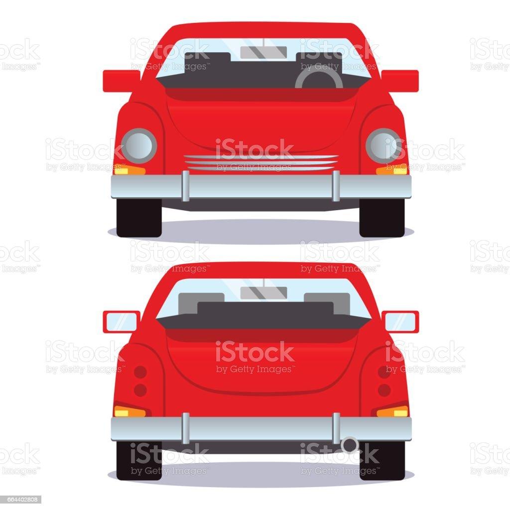 Transportation design, vehicle, automobile icon Isolated and flat illustration vector art illustration