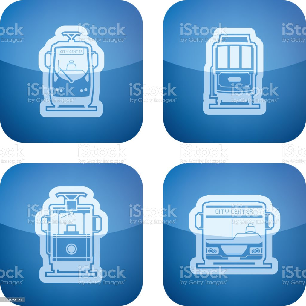 Transportation royalty-free stock vector art