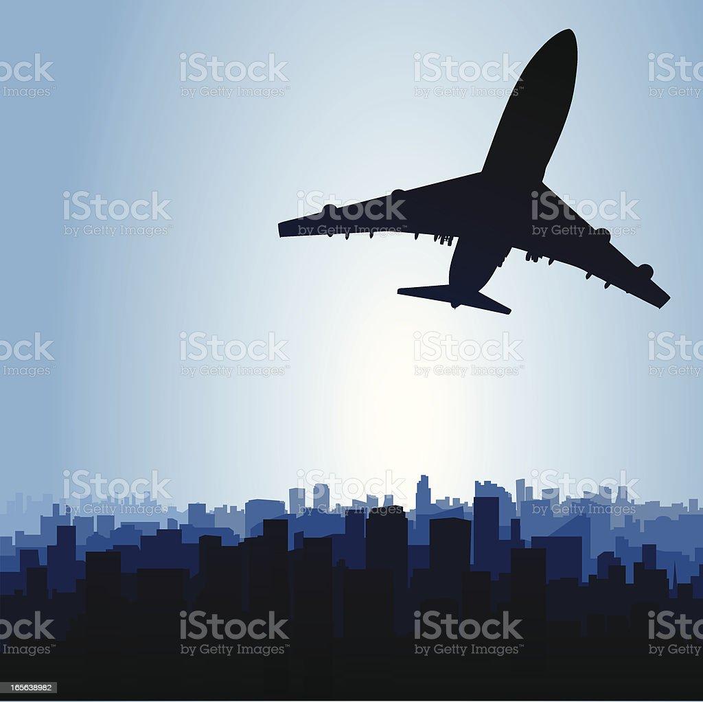 Travel & transport concept royalty-free stock vector art