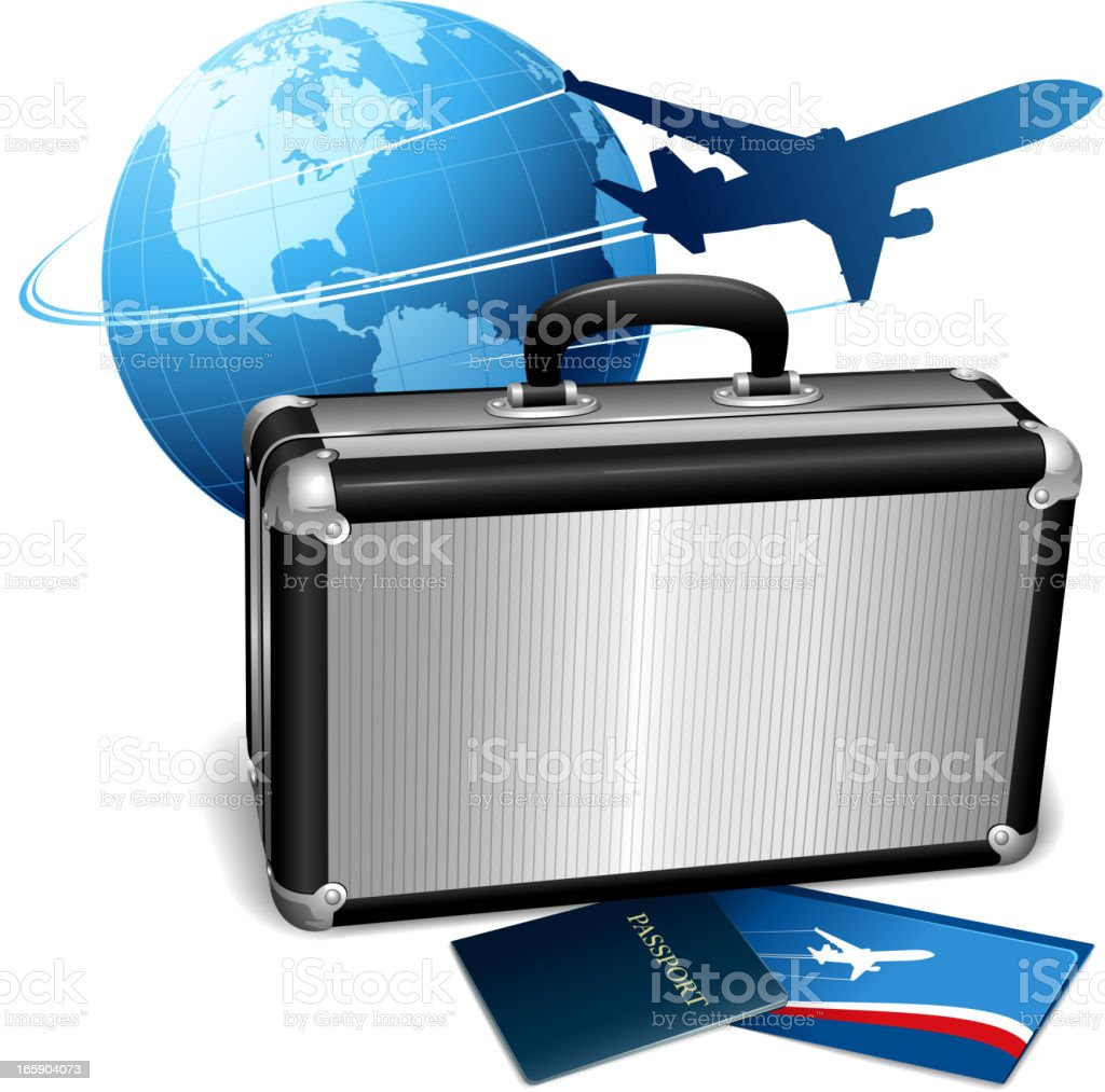 Travel Concept royalty-free stock vector art