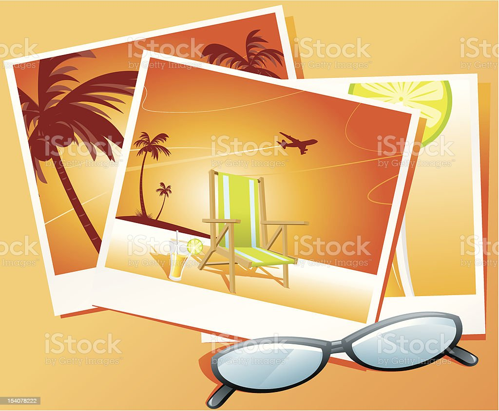 travel pictures royalty-free stock vector art