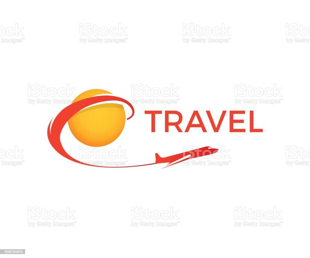 Travel vector icon vector art illustration