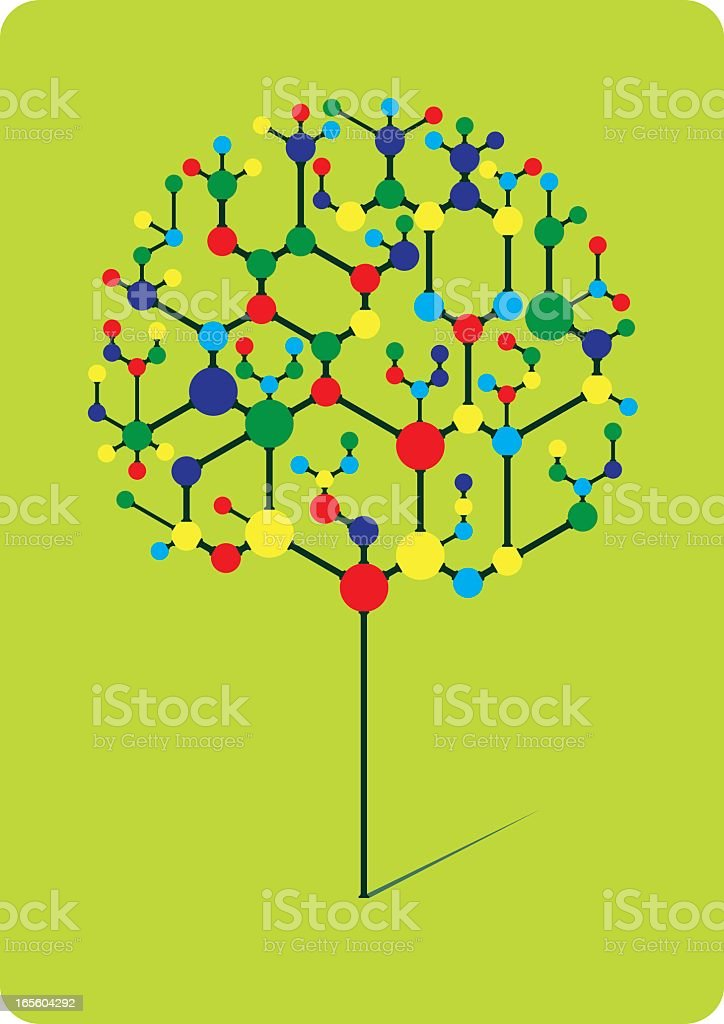 Tree of Life royalty-free stock vector art