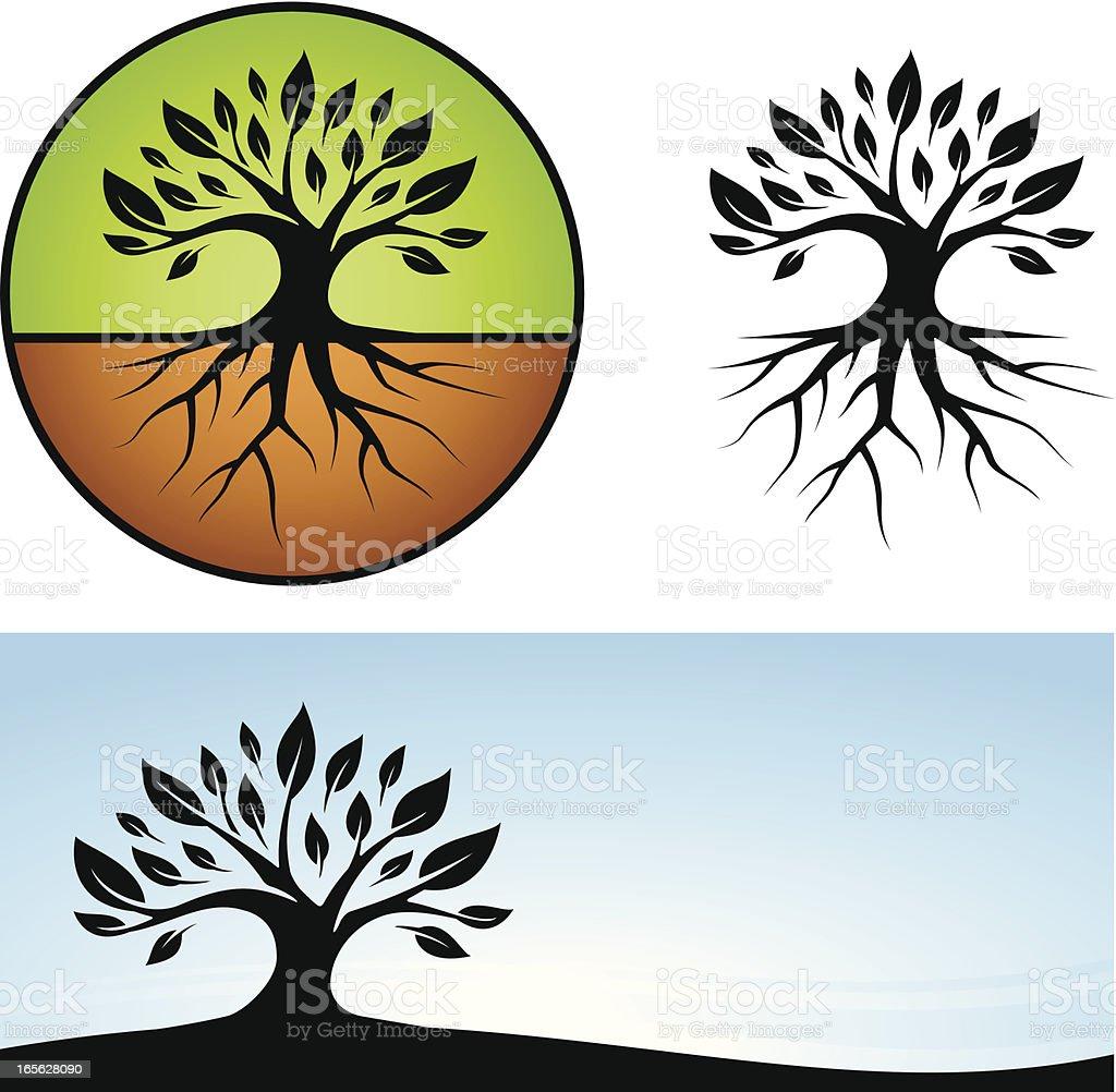 Tree Of Life stock vector art 165628090 | iStock
