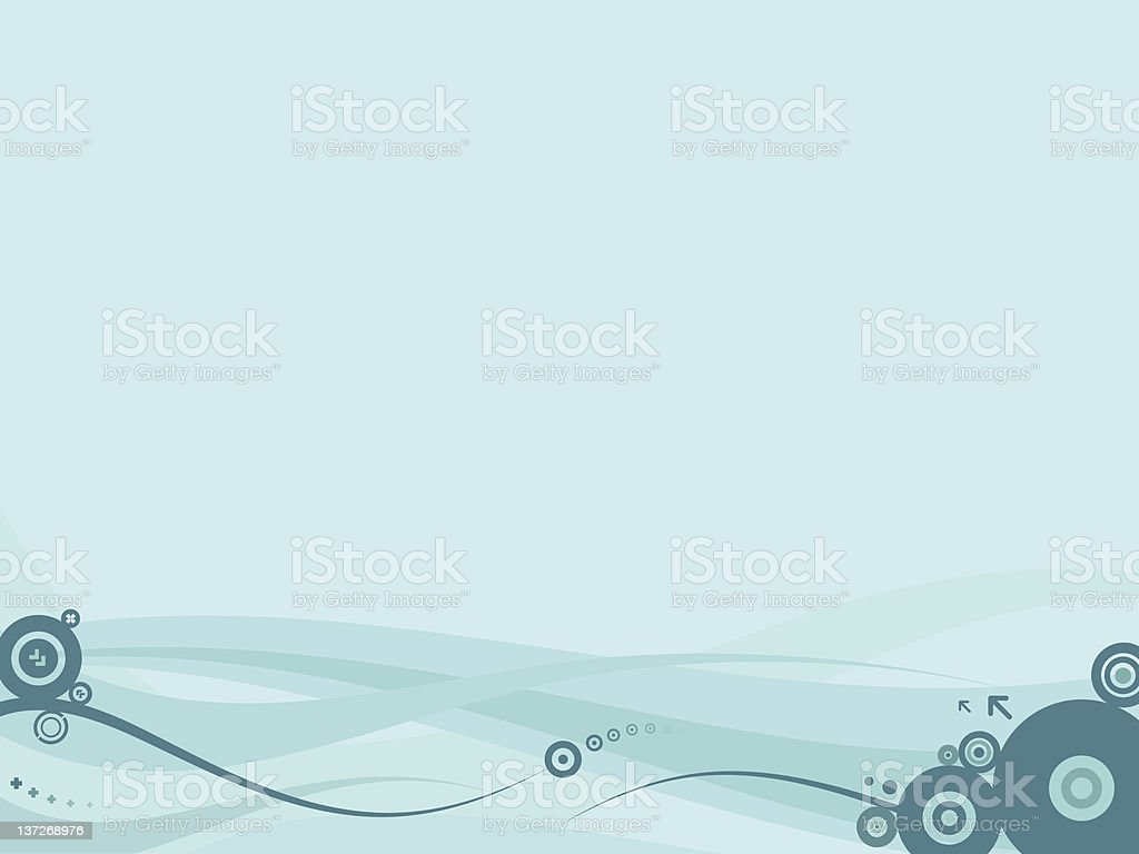 Trendy background royalty-free stock vector art
