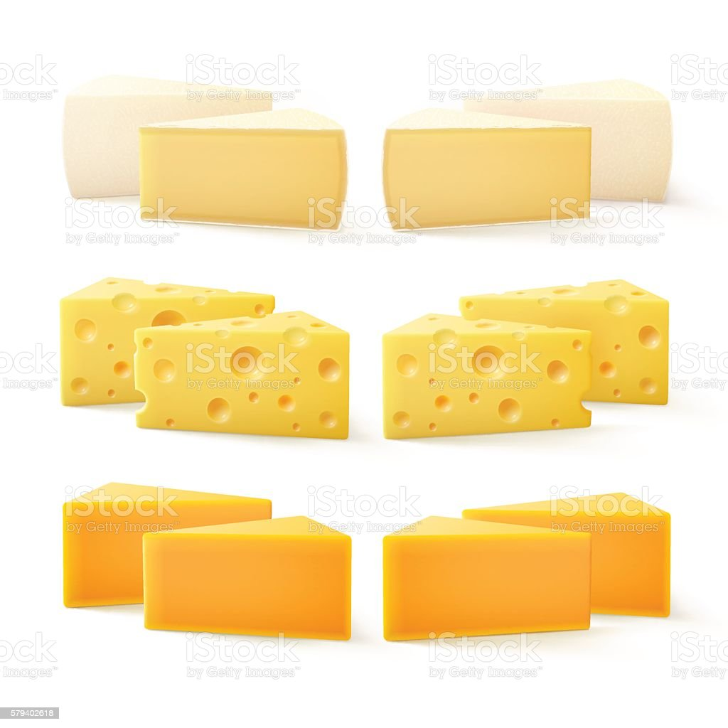 Image result for Swiss and cheddar cheese