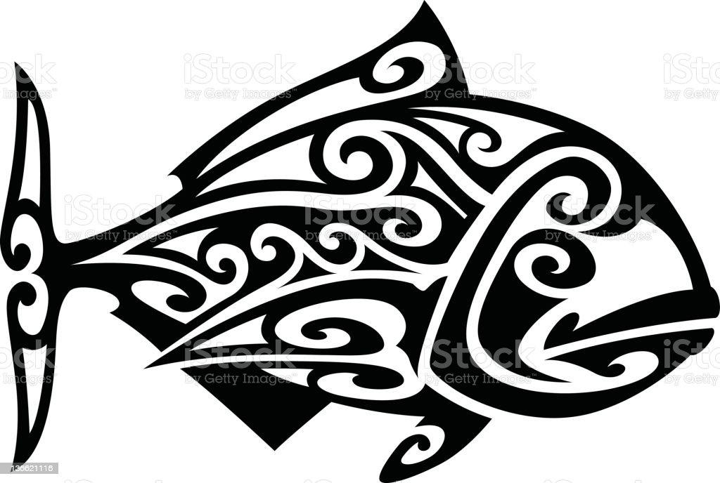 Tribal Ulua stock photo
