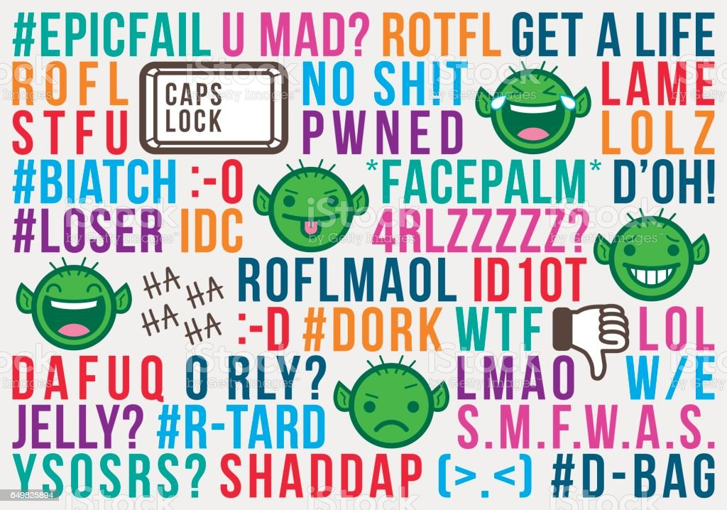 online dating acronyms