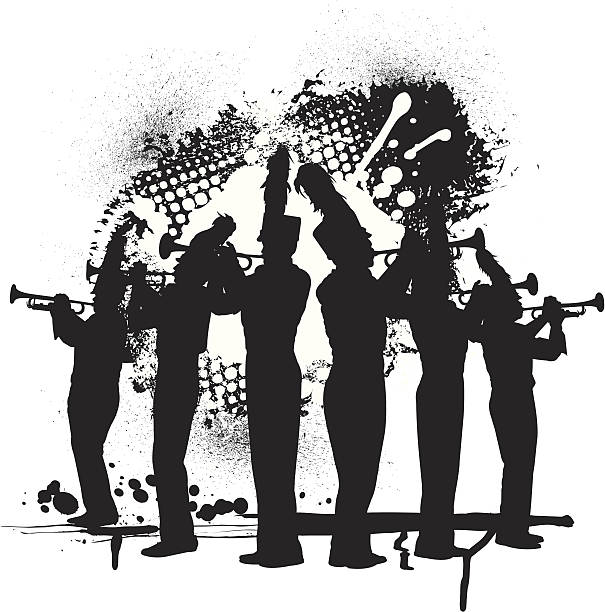 Marching Band Clipart Clarinet Marching Band S...