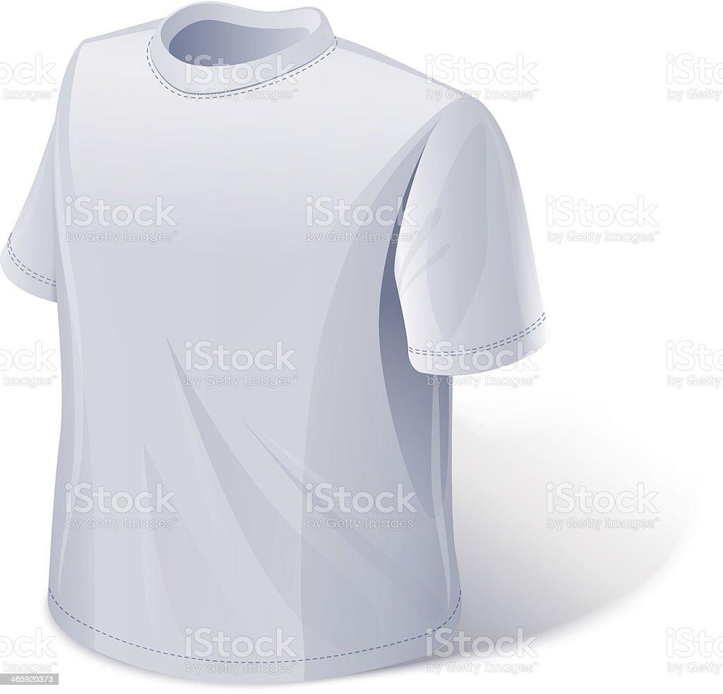T-shirt. Sports wear. royalty-free stock vector art