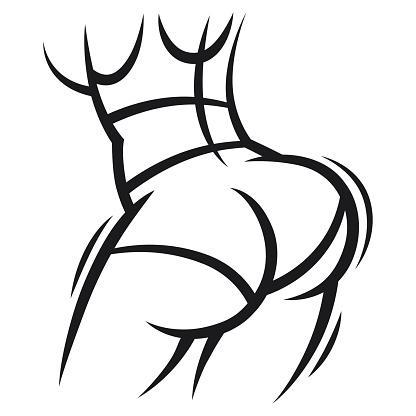 Big Butt Clips 108