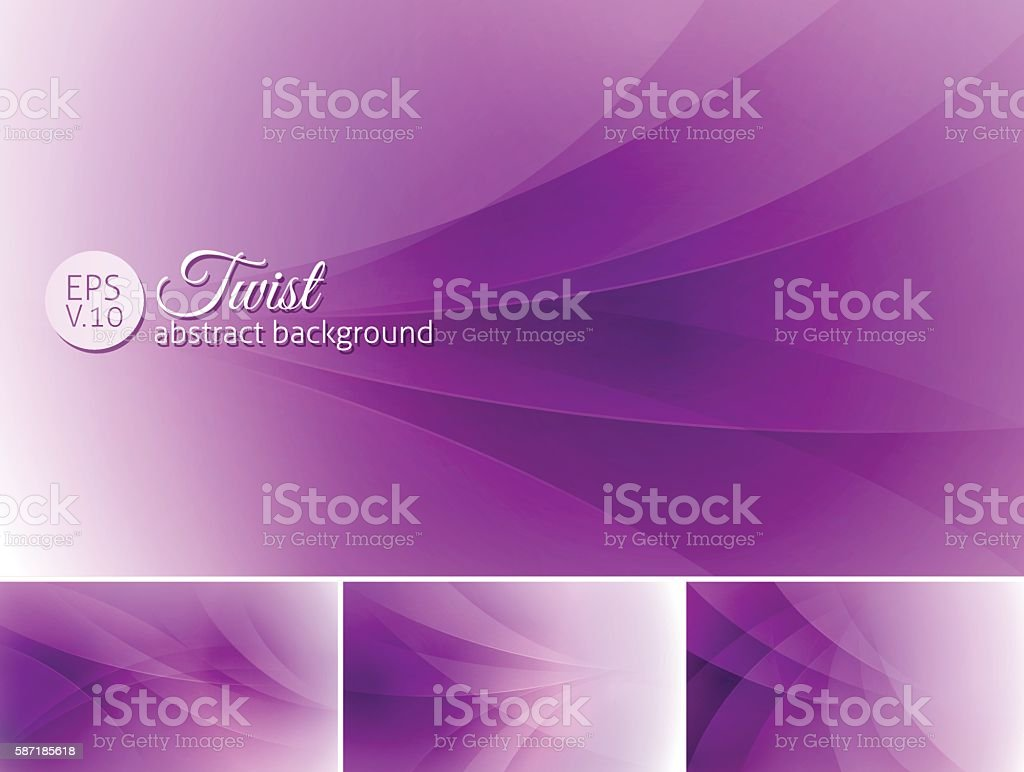 Twist  abstract background vector art illustration
