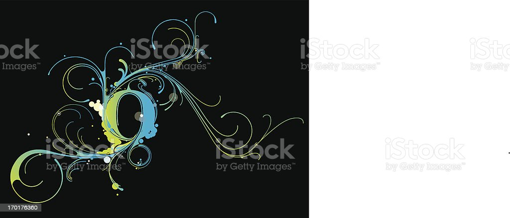 Typography royalty-free stock vector art