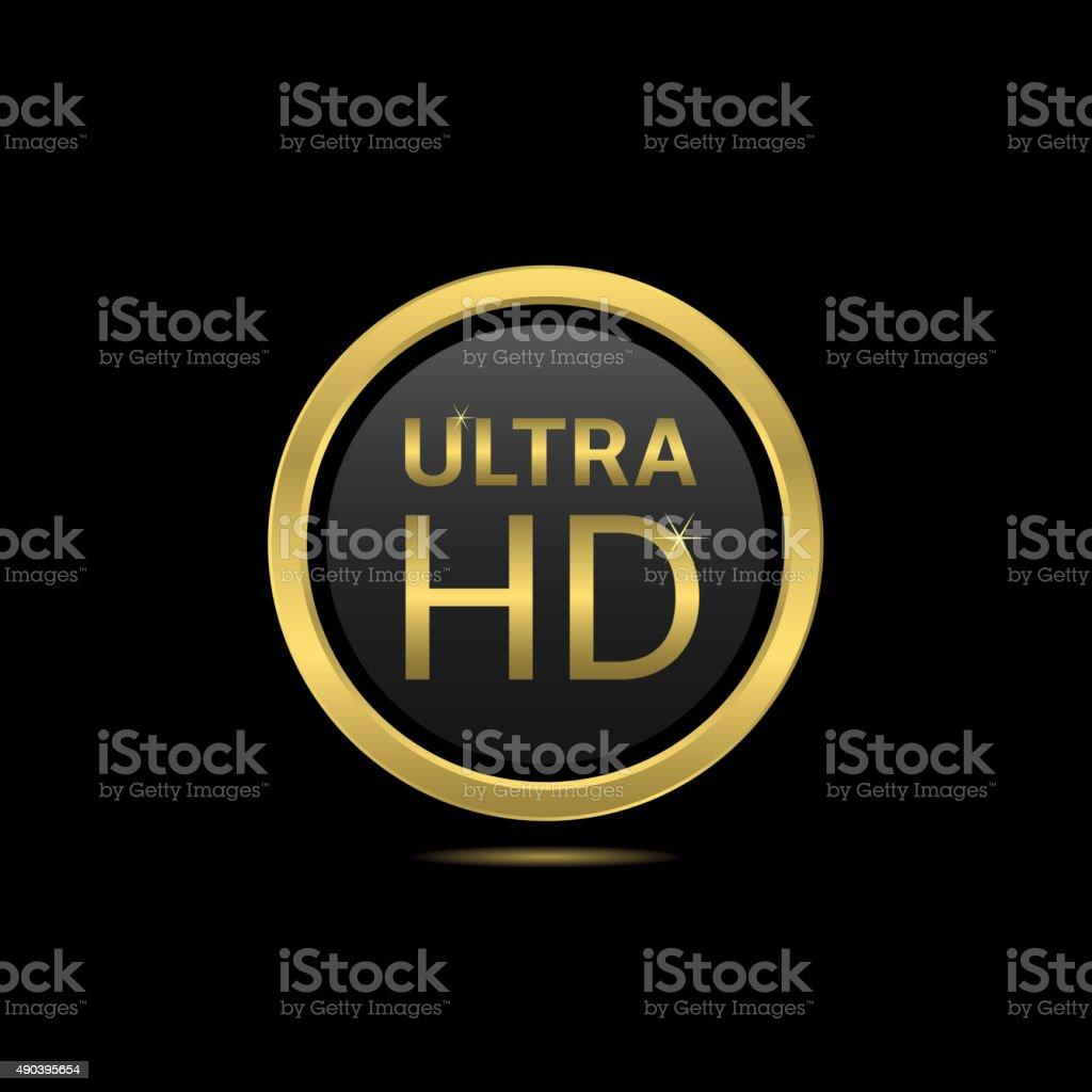 Ultra HD vector art illustration