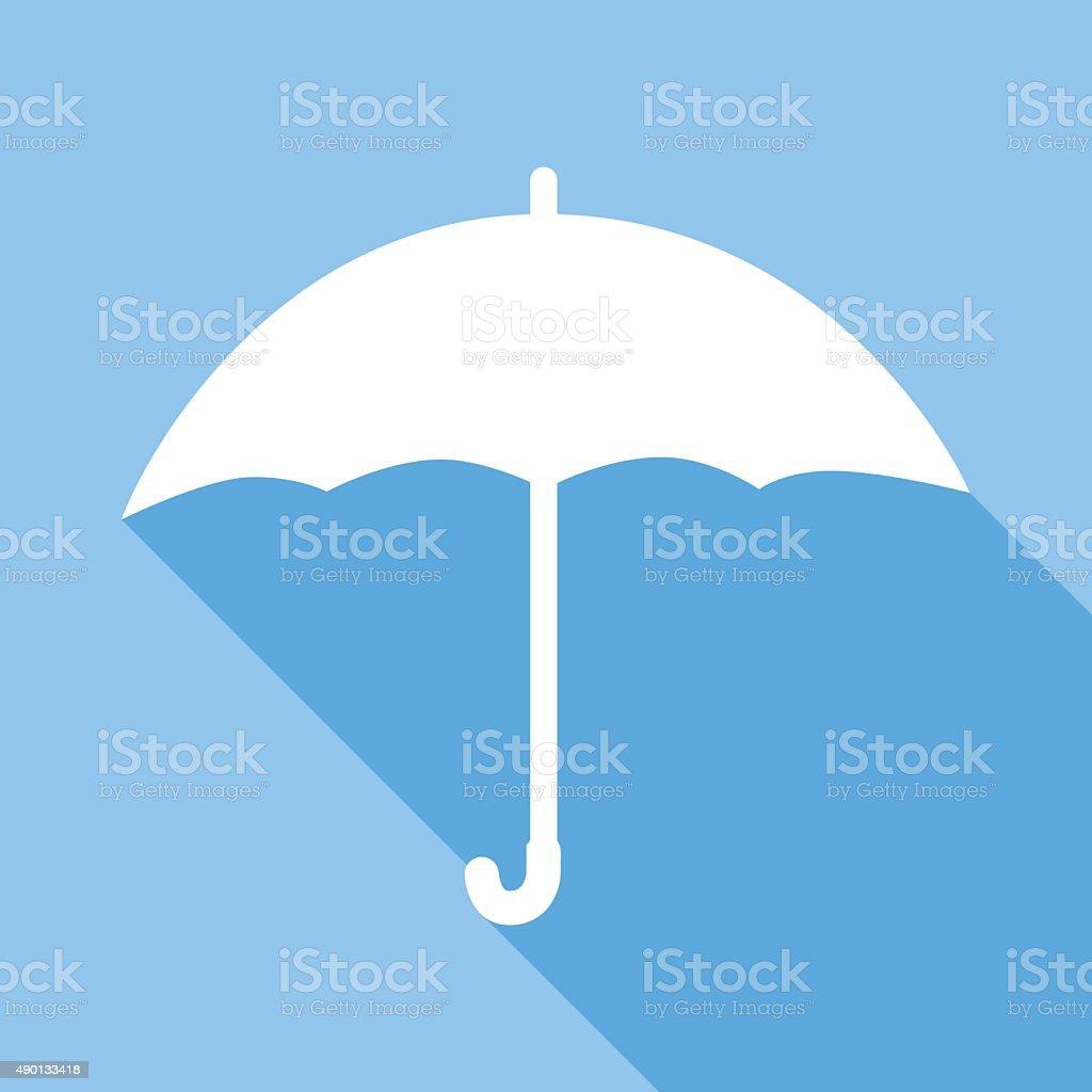 Umbrella Icon vector art illustration