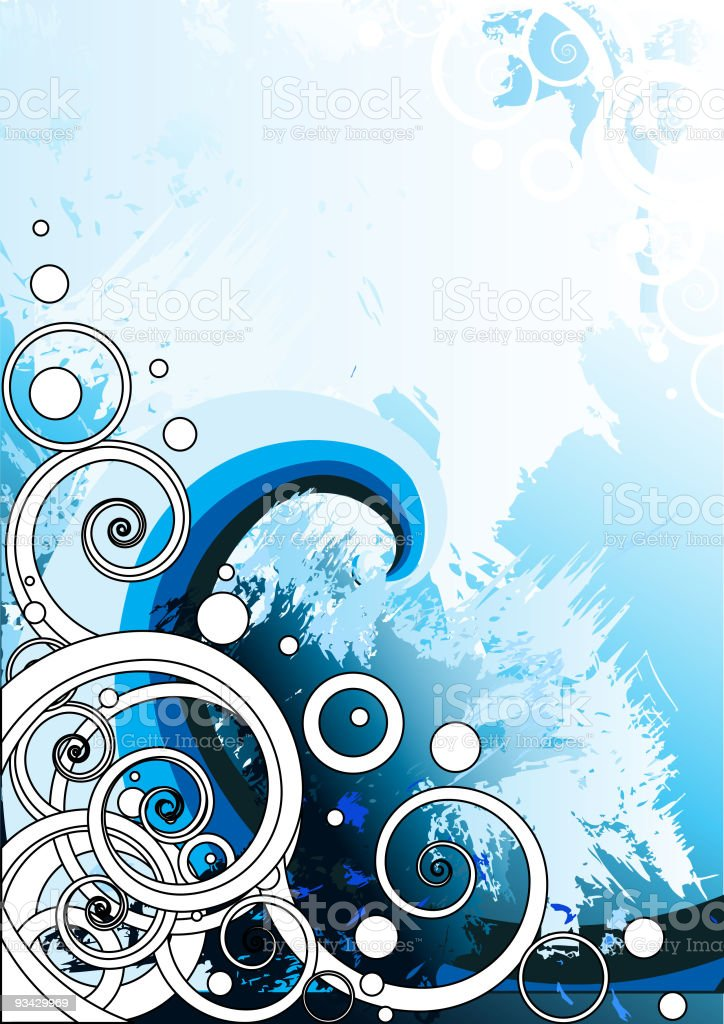 Under the Sea royalty-free stock vector art