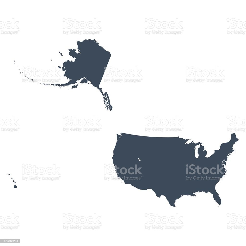 Political Map Of South America Mexico Bahamas Guatemala The - Usa country map outline