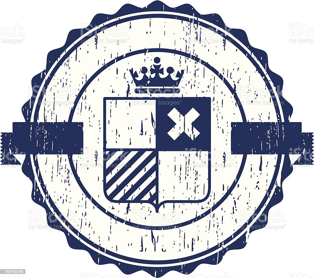 university emblem royalty-free stock vector art