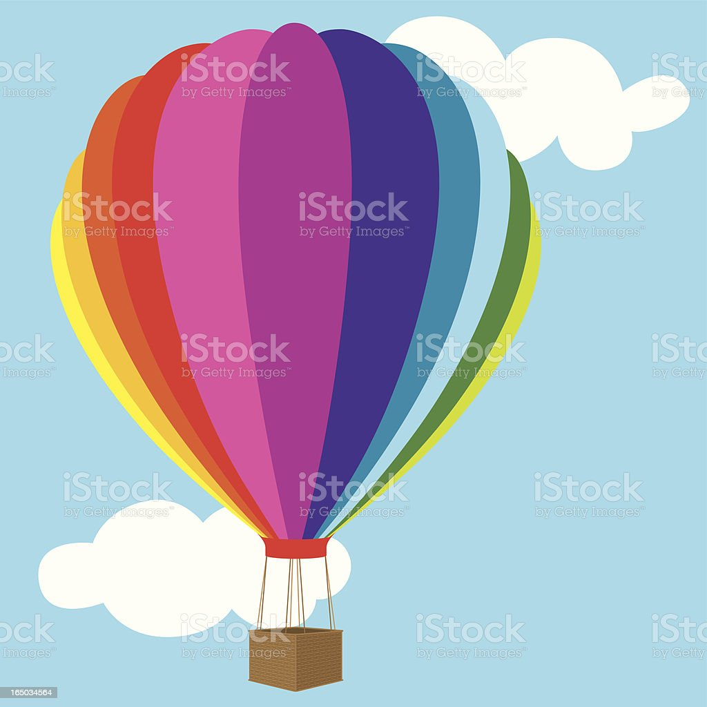 Up and away - incl. jpeg royalty-free stock vector art