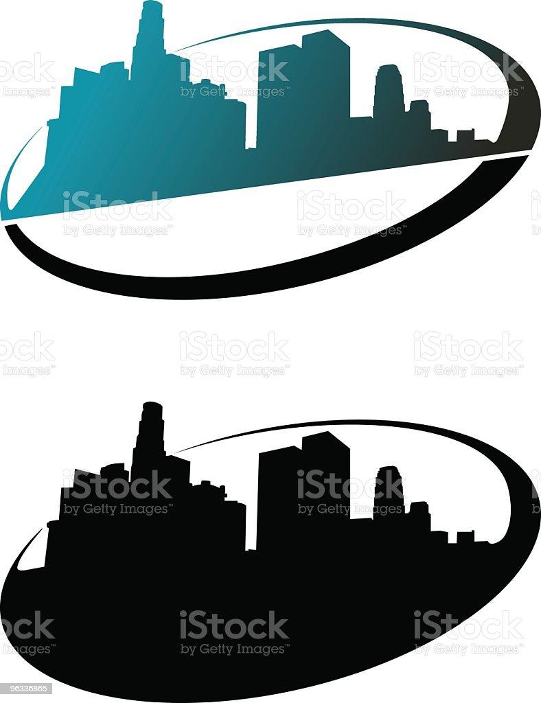 Urban Logo ~ Vector royalty-free stock vector art