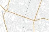 Urban Street Map