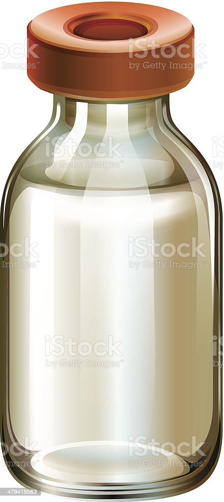 Vaccine royalty-free stock vector art