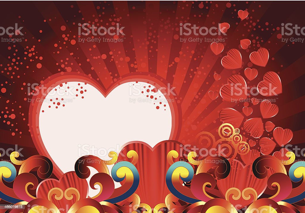 Valentine day Special royalty-free stock vector art