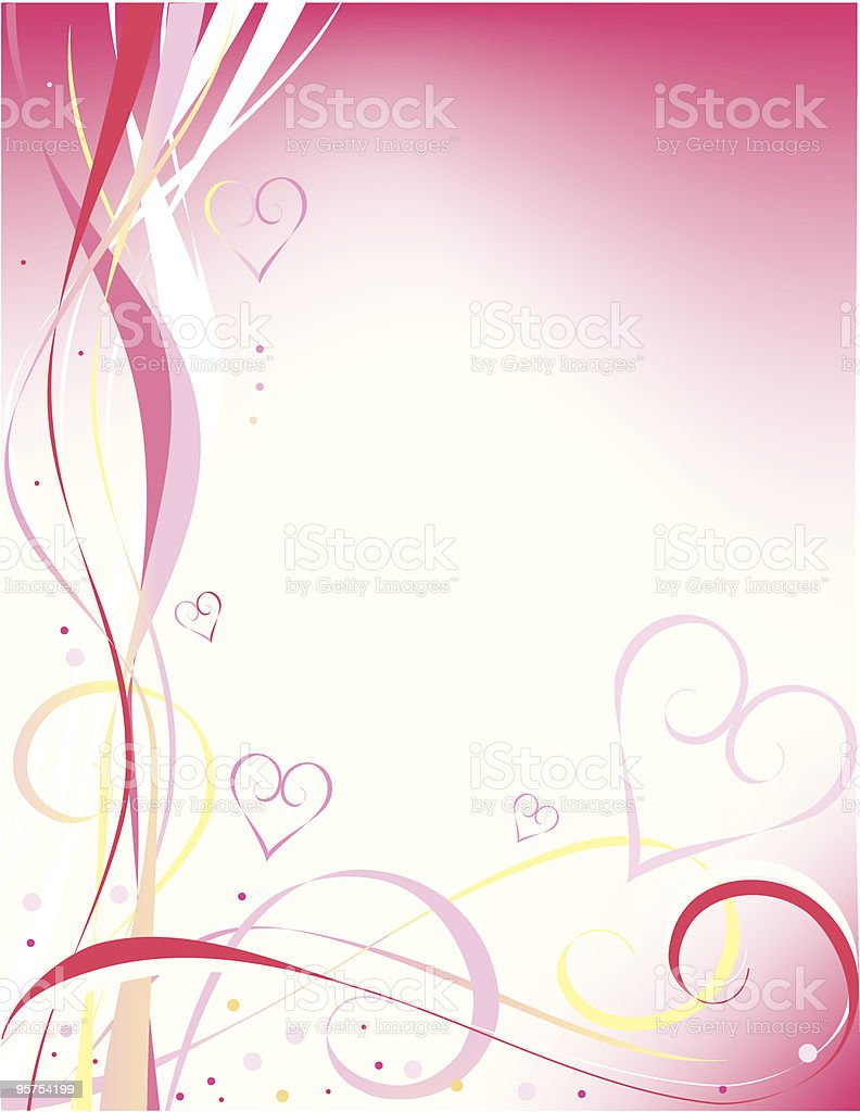 Valentine Party royalty-free stock vector art