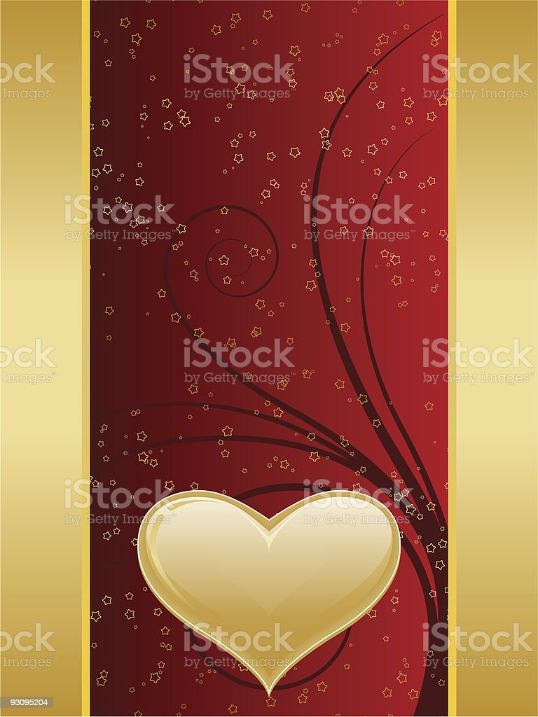 Valentine royalty-free stock vector art