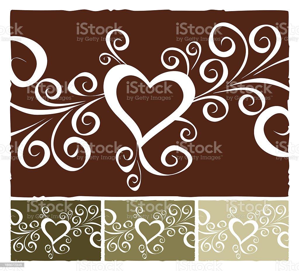 Valentine?s background royalty-free stock vector art