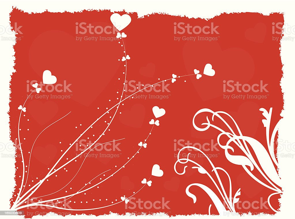 Valentine's Day 2 - vector royalty-free stock vector art