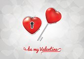 Valentines Day - Be my Valentine