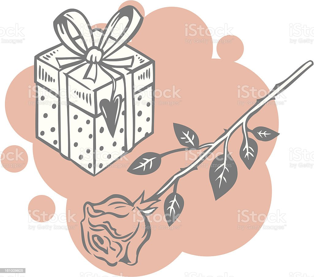 Valentine's Day - vector set. royalty-free stock vector art