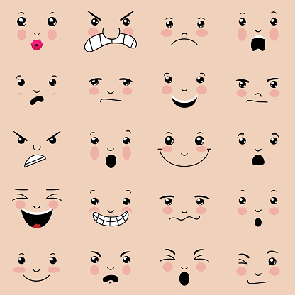 84103 Free Mouth Talking Vector Pack in addition Angry expressions clipart also Vector Illustration Set Smiling Cartoon Faces 360392369 further Expresion Facial in addition Stock Image Cartoon Mouths Image17118521. on cartoon mouth expressions clip art