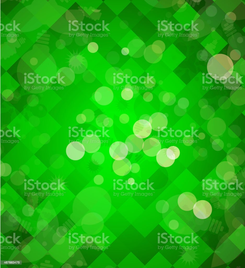 Vectoi tiled abstract background royalty-free stock vector art