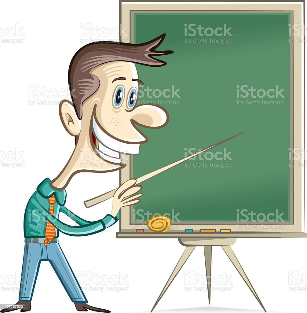 vector about education royalty-free stock vector art