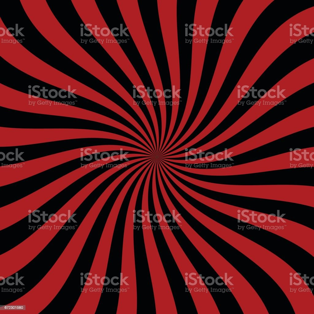 vector abstract background of swirl vector art illustration